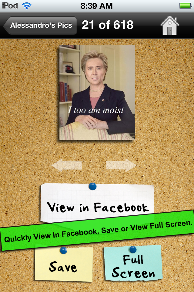 Image of Camera Roll for Facebook - fb photoroll Free for iPhone